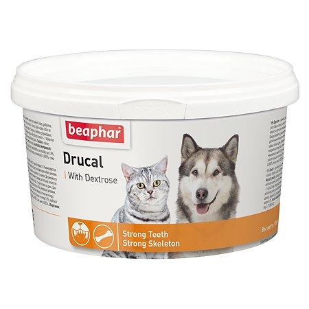 Смесь для собак и кошек Beaphar Dru Cal минеральная 250г