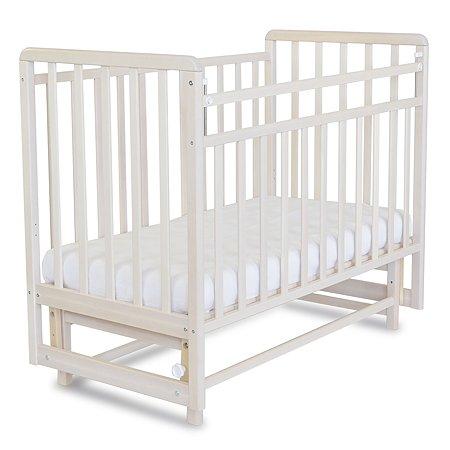 Кровать детская Babyton с маятником Береза