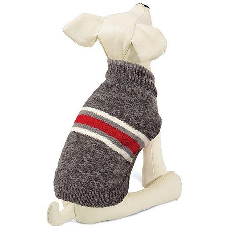 Свитер для собак Triol Статус L Серый