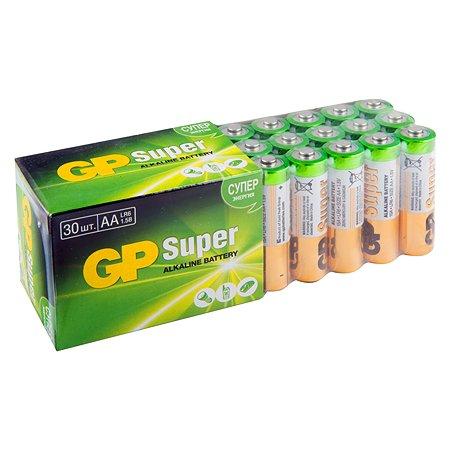 Батарейки GP АА(LR6) 15А-B30 щелочные 30шт