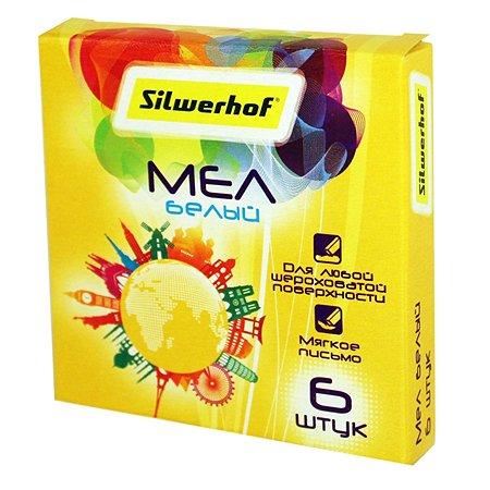 Мел Silwerhof Солнечная коллекция 6цветов 1097205
