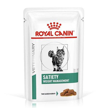 Корм влажный для кошек ROYAL CANIN Satiety management 30 0.085кг онтроль веса консервированный