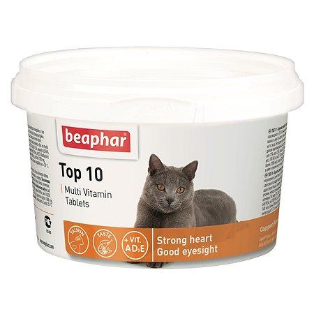 Витамины для кошек Beaphar Тop 10 180таблеток