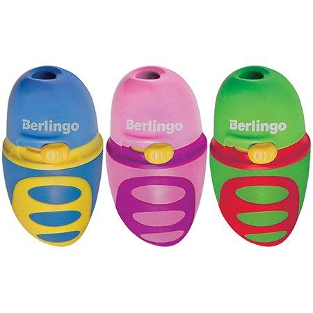 Точилка BERLINGO Riddle в ассортименте BBp_15014