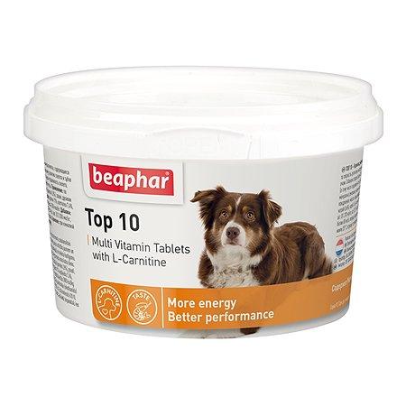 Витамины для собак Beaphar Тop 10 180таблеток