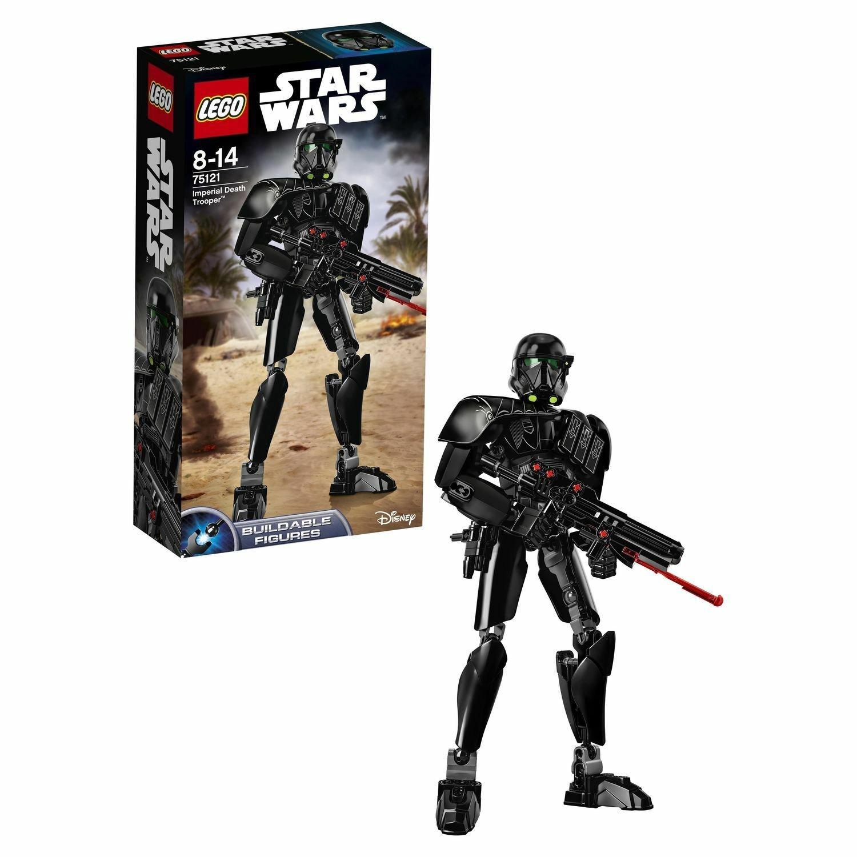 Конструктор lego star wars 75121 имперский штурмовик смерти