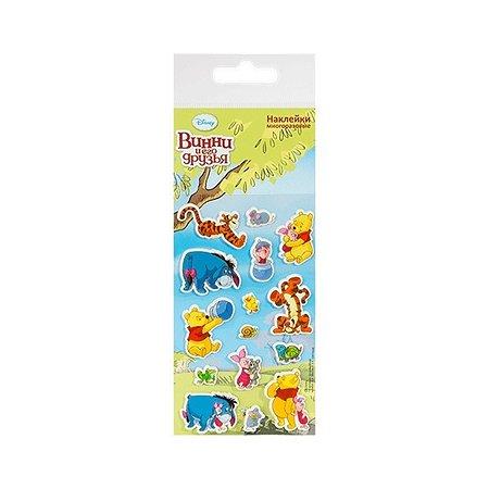 Наклейка декоративная лицензионная Disney Винни