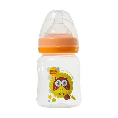 Бутылочка Baby Go с широким горлом 150 мл