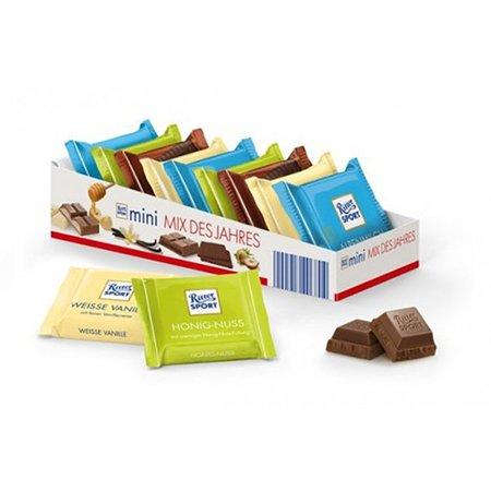 Набор мини-шоколада Ritter Sport 4 вкуса 150г