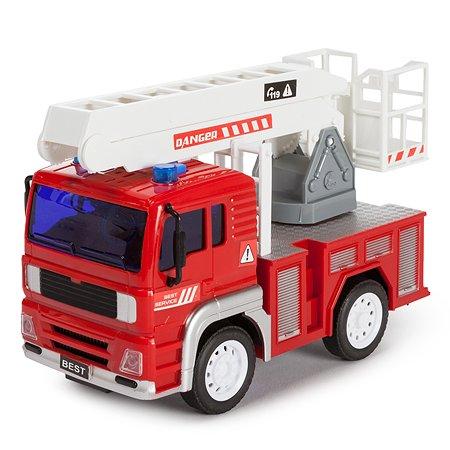 Машинка Mobicaro Пожарная инерционная