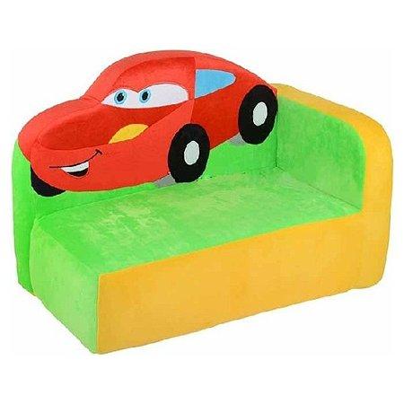Диванчик детский Смолтойс Машинка 43*61*35