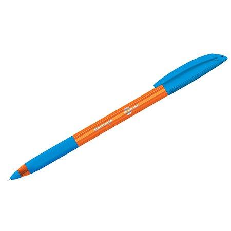 Ручка шариковая BERLINGO Skyline 0.7мм Светло-синяя CBp_07130