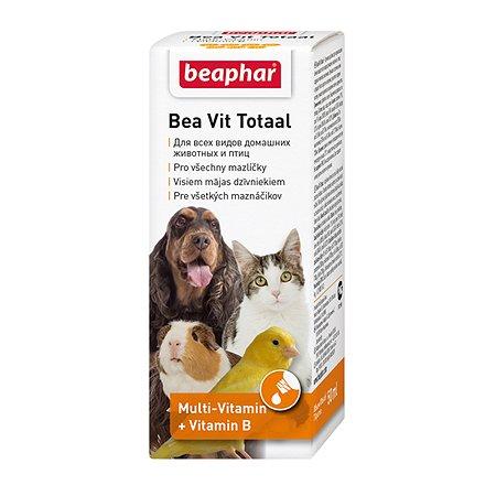 Добавка для собак и кошек Beaphar Bea Vit Total