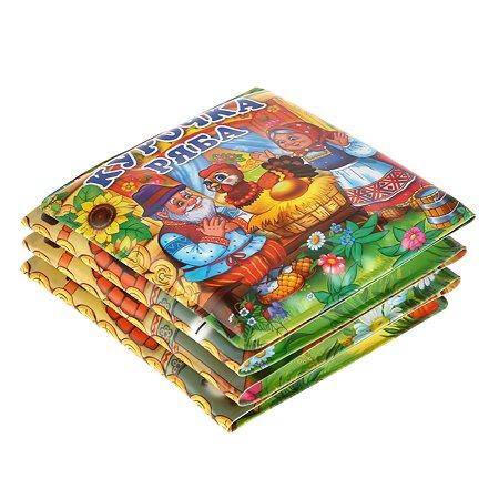Игрушка для ванны УМка Книжка Курочка Ряба 224178