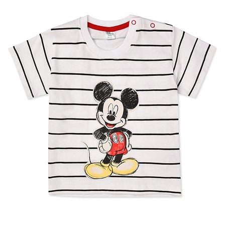 Футболка Disney baby белая