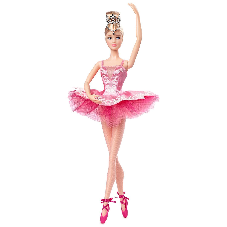 Кукла Barbie Звезда балета коллекционная GHT41
