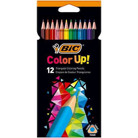 Карандаши цветные BIC Колор Ап 12цветов 9505271