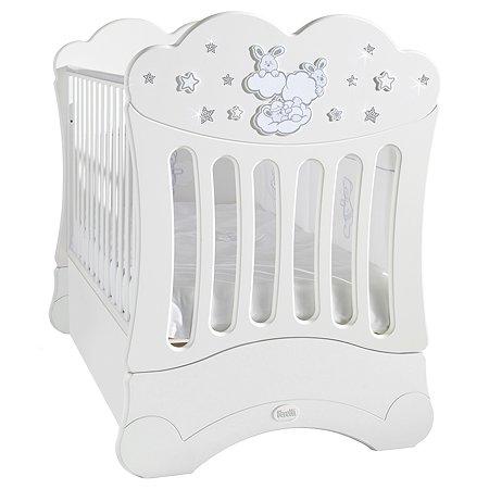 Кровать FERETTI Fms Etoile Bianco/White Белый FER_L-ETO- 02