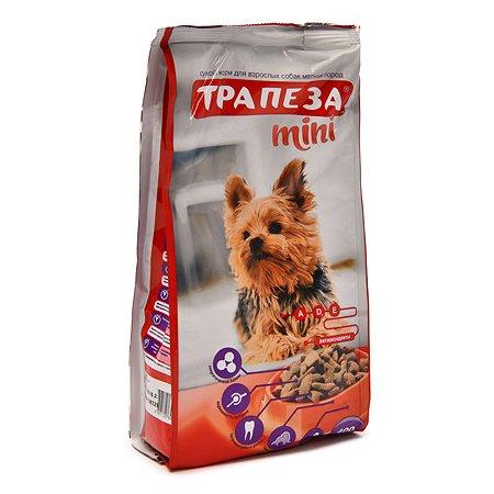 Корм для собак Трапеза Мини 400г