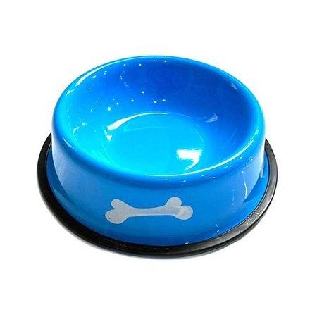 Миска для домашних животных Ripoma косточки голубая Ripoma