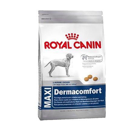Корм для собак ROYAL CANIN Veterinary Diet Dermacomfort крупных пород идеальная кожа и шерсть 14кг