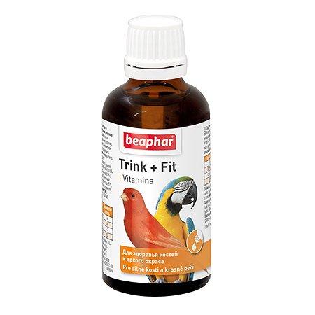 Добавка для птиц Beaphar Trink Fit 50мл