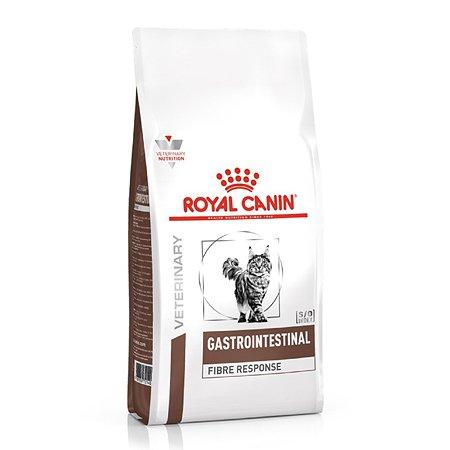 Корм для кошек ROYAL CANIN Fibre Response FR31 при запоре 2кг
