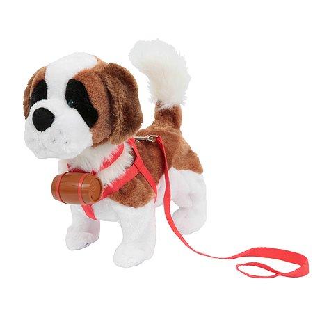 Игрушка Emotion Pets Собака Самби интерактивная AMB00000