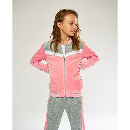 Толстовка Futurino Fashion розовая