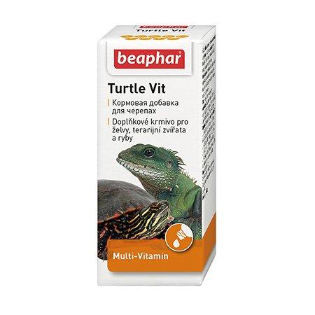 Добавка для рыб и черепах Beaphar Turtle Vit 20мл