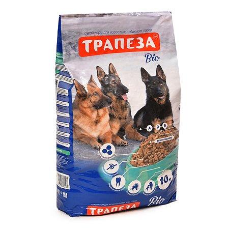 Корм для собак Трапеза Био 10кг