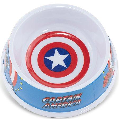 Миска Buckle-Down Капитан Америка PBWL1-MLM-7.5-CABB