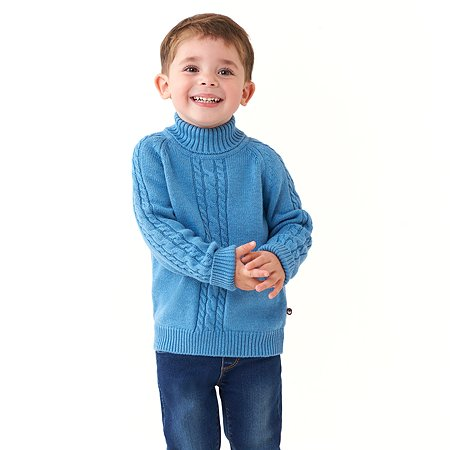 Свитер BabyGo Trend голубой