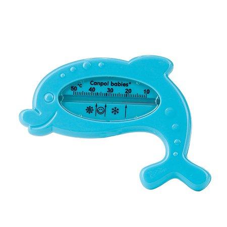 Термометр для ванны Canpol Babies Дельфин Голубой