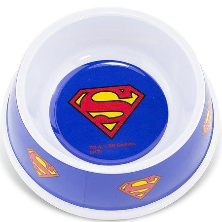 Миска Buckle-Down Супермен PBWL1-MLM-7.5-WSM001