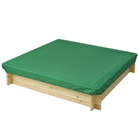 Чехол для песочниц PAREMO Зеленый
