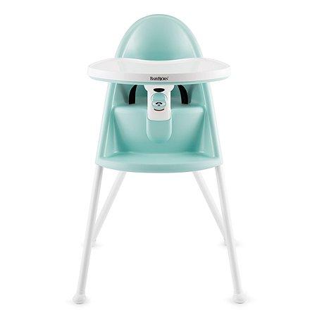 Стул для кормления BabyBjorn High Chair Бирюзовый
