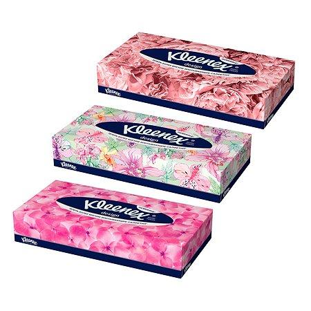 Салфетки Kleenex Дизайн 70шт в ассортименте