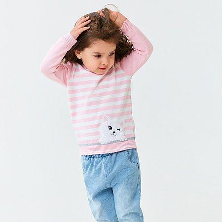 Джемпер Baby Gо розовый