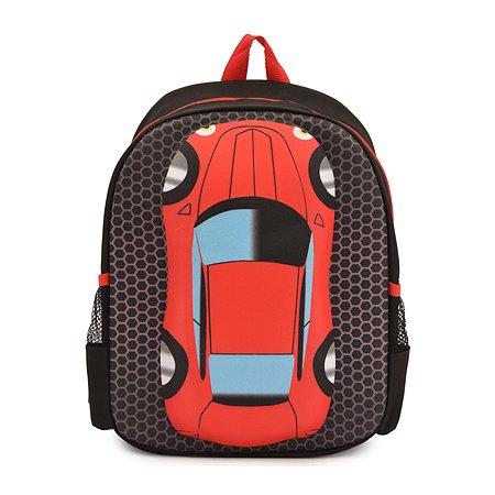 Рюкзак 3D-Bags Машина(черный)