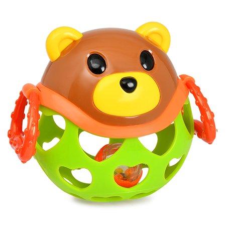 Игрушка-неразбивайка Baby Trend Медведь