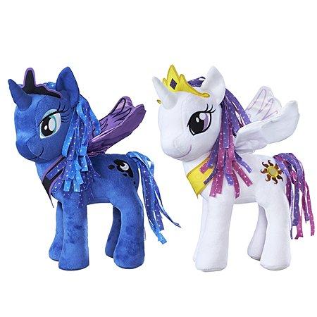 Мягкая игрушка My Little Pony Плюшевые пони с крыльями в ассортименте
