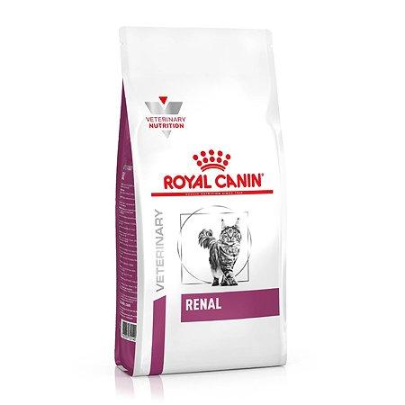 Корм для кошек ROYAL CANIN Renal RF23 лечение заболеваний почек 2кг