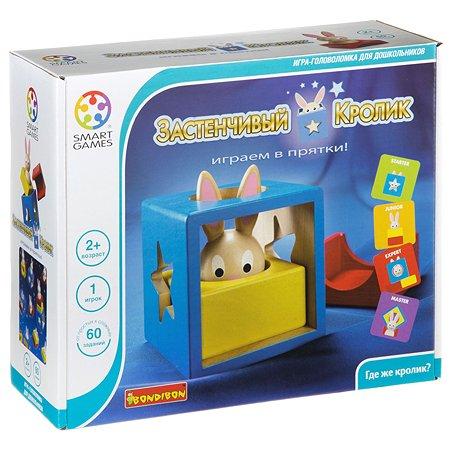 Игрушка Bondibon Логическая Застенчивый Кролик арт. SG 017 RU BB0947