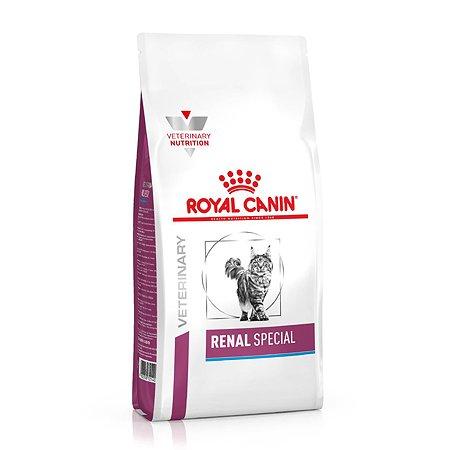 Корм для кошек ROYAL CANIN Renal Special RSF 26 с хронической почечной недостаточностью 2кг
