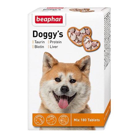 Витамины для собак Beaphar Doggys Mix180таблеток