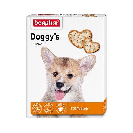 Витамины для щенков Beaphar Doggys Junior 150таблеток