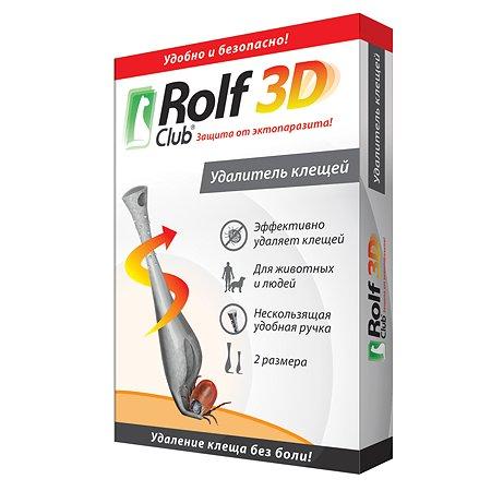 Удалитель клещей RolfClub3D 3D 26132