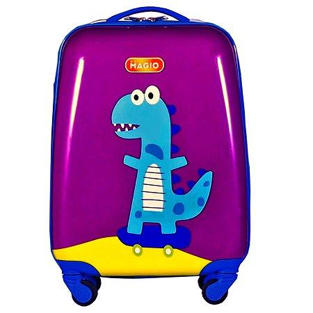 Чемодан Magio Динозавр 160