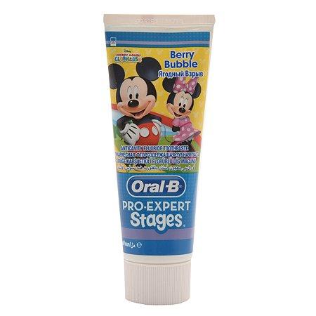 Зубная паста Oral-B детская Винни 75 мл